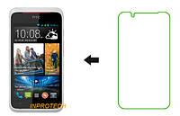 Защитная плёнка HTC Desire 210 Глянцевая