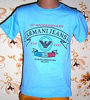 Футболка для мальчика  Armani Jeans