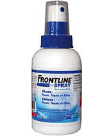 Frontline Spray (Фронтлайн) Спрей от блох и клещей для собак и кошек 100 мл