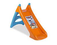 Детская Горка с водным эффектом Disney Planes 90см