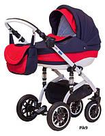 Детская 2 в 1 коляска Adamex Lara