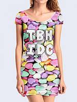 Платье TBH IDC конфеты
