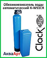 Обезжелезиватель воды автоматический К-WS1CR 1252 в Харькове