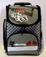 Ортопедический ранец  для мальчика Tiger 3801 гонка