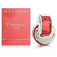 Женская туалетная вода Bvlgari Omnia Coral 5 ml