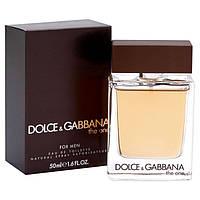 Мужская туалетная вода Dolce&Gabbana The One for Men 50 ml