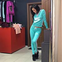 Костюм NIKE модный спортивный с капюшоном в разных цветах SKM24