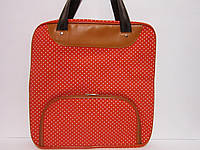 Дорожная сумка тканевая