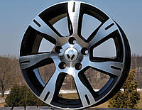 Литые диски R16 5х114.3, купить литые диски на RENAULT LAGUNA III SCENIC 3, авто диски НИССАН