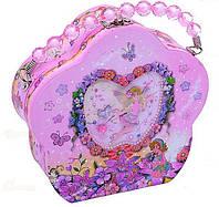Детская шкатулка - сумочка в виде цветка,  BT-C-024