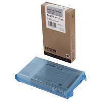 Картридж Epson StPro 7800/7880/9800/9880 light light black, 220мл. C13T603900 OEM