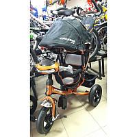 Детский трехколесный велосипед T-1 TRANSFORMER