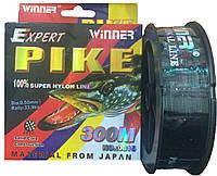 Леска Winner Original Expert Pike 300м 0,50мм
