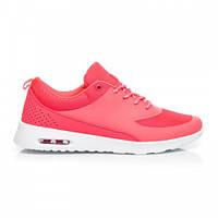 Женские розовые кроссовки для занятий спортом