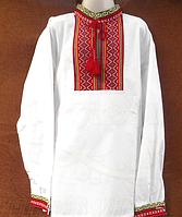 """Детская вышиванка для мальчика """"Ромбик"""". Вышиванки. Детская одежда. Этническая одежда детская"""