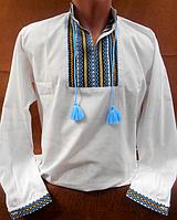 """Детская вышиванка для мальчика """"Стасик"""". Вышиванки. Детская одежда. Этническая одежда детская"""