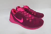 Кроссовки женские Nike Free TR Fit 5.0 (704697-660) фиолетовые с малиновым код 0225А