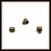 Бейл бронза  (0,6*0,8 см) 25 шт в уп.