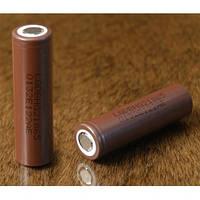 Аккумуляторы LG 18650HG2 3000mAh для электронных сигарет