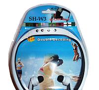 Беспроводные наушники Sport MP3 плеер