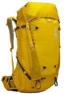 Мужской желтый туристический рюкзак Thule Versant 50L Men's Backpacking Pack, 211301, 50 л.