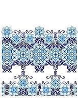 """Свадебный рушник """"Синий алатырь"""" Рушник весільний. Схемы для вышивки бисером или нитками. Свадебные рушники"""