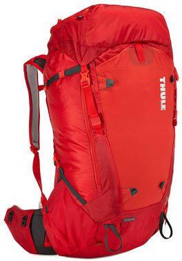 Мужской красный туристический рюкзак Thule Versant 60L Man`s Backpacking Pack, 211200, 60 л.