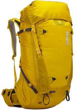 Мужской желтый туристический рюкзак Thule Versant 60L Man`s Backpacking Pack, 211201, 60 л.