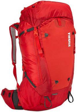 Мужской красный туристический рюкзак Thule Versant 70L Man`s Backpacking Pack, 211100, 70 л.