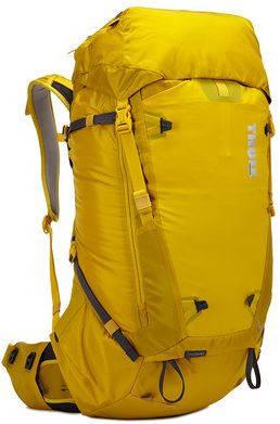 Мужской желтый туристический рюкзак Thule Versant 70L Man`s Backpacking Pack, 211104, 70 л.