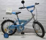 Велосипед EXPLORER 18 T-21812 blue + black