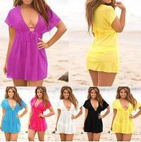 Пляжные туники. Пляжные платья