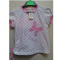 Летний костюм футболка и шорты-юбка Kid Joy арт.31-06-03