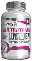 Multivitamin for Women BioTech, 60 таблеток