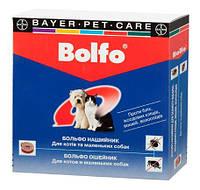 Bolfo (Больфо) Ошейник от блох и клещей для кошек и собак 35 см