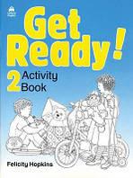 Get Ready! 2  Workbook/Activity Book (Рабочая тетрадь по английскому языку для детей)