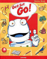 Get Set Go Starter! Alphabet Book (букварь для детей по английскому языку)