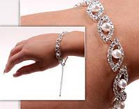 Свадебный браслет В9