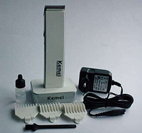 Машинка для стрижки волос Kemei KM-619 аккумуляторная