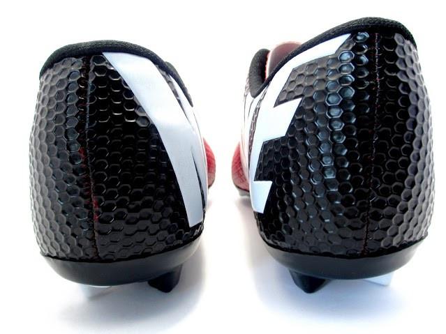 Футбольные бутсы Nike Mercurial FG Red/Black