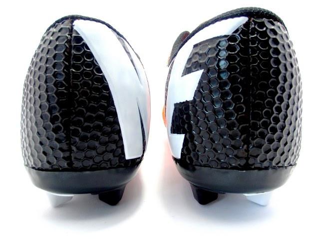 Футбольные бутсы Nike Mercurial FG Orange/Black