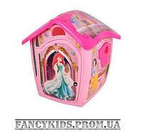 Детский игровой домик Принцессы Injusa 20348