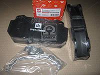 Колодка тормозная дисковая (компл. на ось) RVI Magnum,Premium, Volvo B10 / 12, ROR  (производство Дорожная карта ), код запчасти: DK 29090PRO