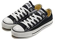 Мужские кеды Converse Chuck Taylor All Star, кеды конверс Чак Тейлор черные