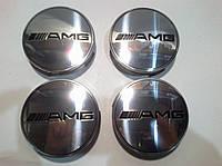 Колпачок в диск Mercedes AMG диаметр 71 мм