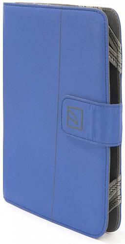 """Универсальный практичный чехол для планшета 10"""" Tucano Facile Stand Tablet (Blue) TAB-FA10-B"""