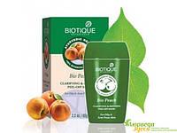 Маска-пленка для лица Биотик Био Персик для жирной и проблемной кожи