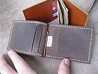 Зажим для денег из натуральной кожи арт.10517