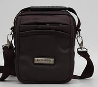 Стильная сумка известного бренда для мужчин. Сумка на плечо. Оригинальная сумка. Качественная. Код: КДН16