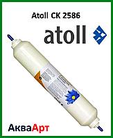 Линейный картридж (постфильтр) Atoll CK 2586 3/8